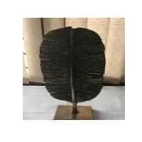 Aluminium God Plated Leaf