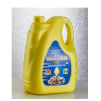 Gold Groundnut Oil 5 Ltr