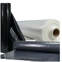 Heavy-Duty Plastic Sheeting