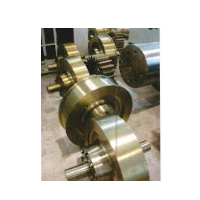 Rollers Trunnion