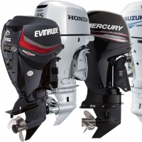 Outboard Boat Motor Engine Four Stroke