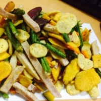 Dried Fruits & Vegetables Chips