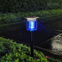 Solar Garden Outdoor Mosquito Lamp