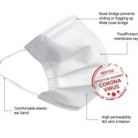 4-Ply Nanobio Surgical Mask, Anticoronavirus 99%