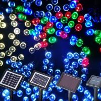 Solar LED Christmas Lights