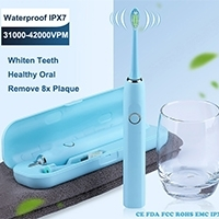 Ipx7 Sonic Electric Toothbrush Sonic Motor