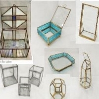Glass Frame, Glass Box, Glass Trays