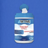 Aktive Health Disinfectant Wipes