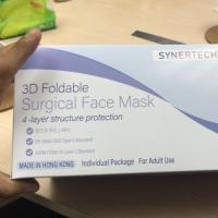 Disposable Face Mask FFP2 Folded - SC1001M