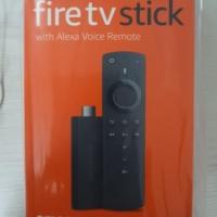 Fire Tv Stick With Alexa Voice Remote