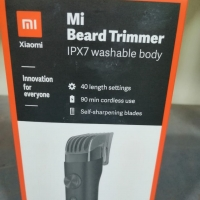 Mi Beard Trimmer Ipx7 Washable Body