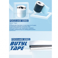 Butyl Tapes Are Waterproof And Insulated Tapes