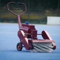 Artificial Grass Brushing Machine