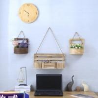 Decorative Wooden Bowls Frame Hanger