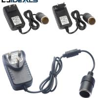12v Ac Adapter Converter Car Cigarette Lighter