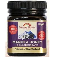 Manuka Honey And Blackcurrant