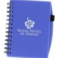 Plastic Notebook