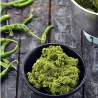 Green-Chili Paste
