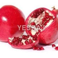 Organic Fresh Pomegranate