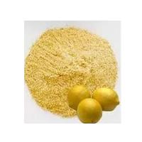 Spray Dried Lemon-Powder