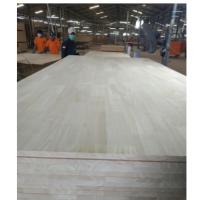 Rubber Wood Fingerjoint Laminating Board