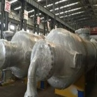 Stamp Recycle Compressor Suction Drum