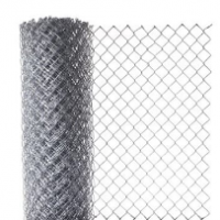 Galvanised Chain-link Fence