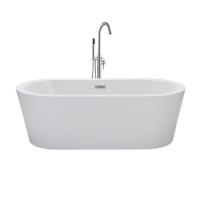 Fibre-glass And Porcelain Bathtubs