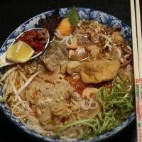 Vietnamese Crab Rice Noodle Soup Spice Powder