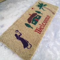 Coconut Fiber Carpet in Vietnam