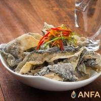 High Quality Dried Fried Fish Skin - Helen