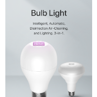 SunClean UV-C Sterilization LED Bulb Light