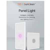 SunClean UV-C Sterilization LED Panel Light