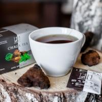 Chaga Tea Organic Chaga Mushroom from Siberia