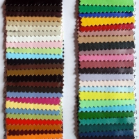 Fabric PU Leather
