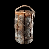 "Swedish Torch Log (""sweedish Candle"")"