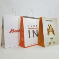 Customised Paper Bags For Retail Industry