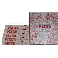 Pizza Boxes, Fresh & Tasty Pizza Model