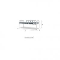 Hospital Iron Bed