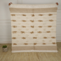 Hand Made Cotton Rug