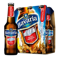 100% Original Bavaria Beer (Non-Alcoholic)