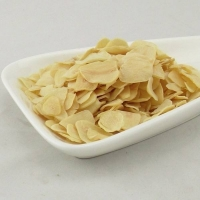 Organic Dehydrated Garlic Flakes