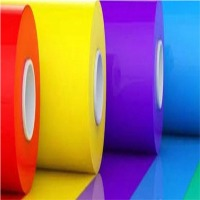 Blue HDPE Fabric Roll