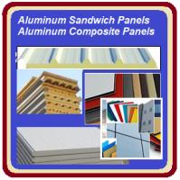 Aluminum Sandwich Panels, ACP