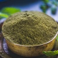 Dried Mint Leaves Powder
