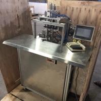 Semi Automatic Earloop Punching Machine