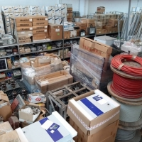 Stocklot of Electric Material