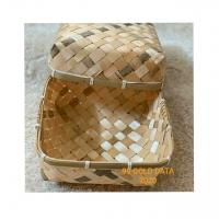 Vietnam Wholesale Bamboo Basket Craft