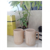 Eco Friendly Bamboo Cups From Vietnam