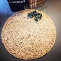 Water Hyacinth Rug Carpet Decorative